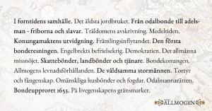 Svenska allmogens frihetsstrider 1