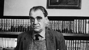 Vilhelm Moberg som politiker