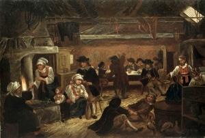 Småländsk jul 1785