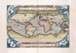 Antik världskarta