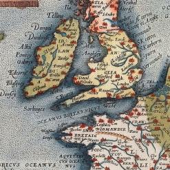 England och Irland