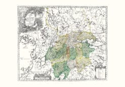 Närke karta