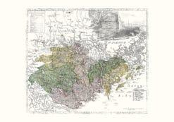 Södermanland karta