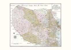 Hälsingland karta